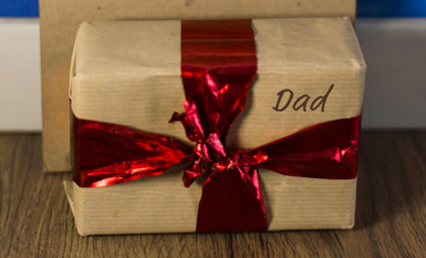 Postal Connections carefully packs your fathers day gifts