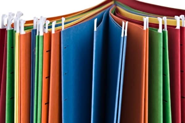 Buy Hanging Files | Hanging File Folders | Get Organized in 2021