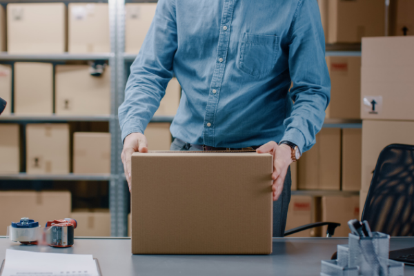Packing & Shipping for Home-Based Business   Un-boxing